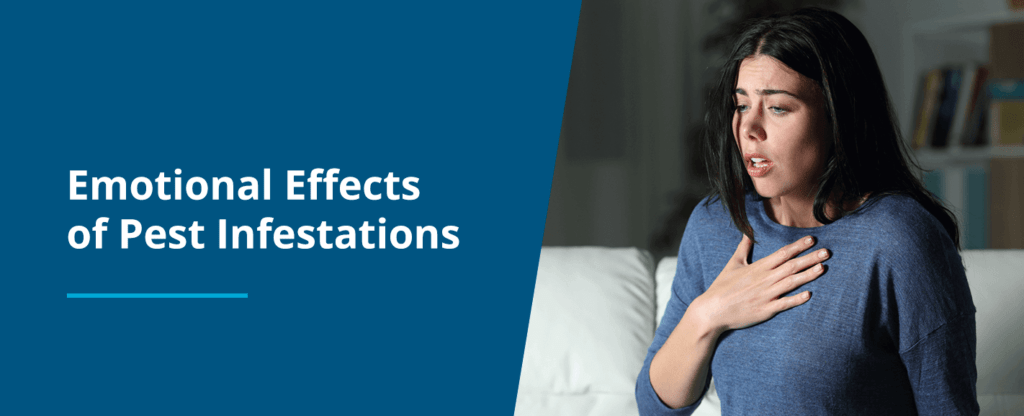 Emotional Effects of Pest Infestations