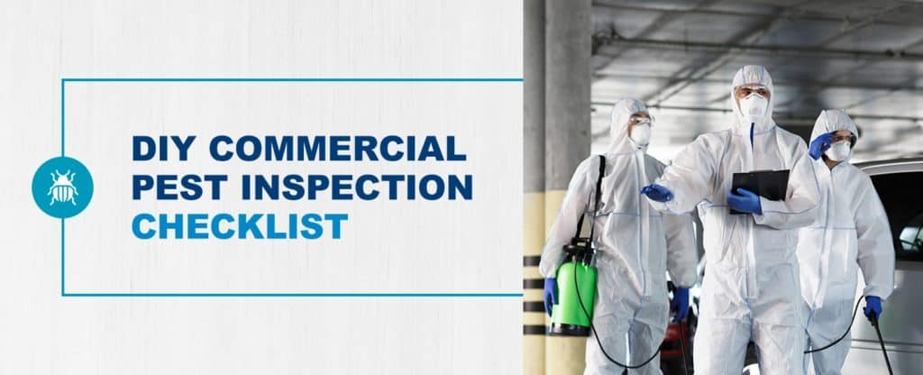 Commercial Pest Inspection Checklist