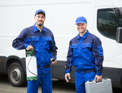 Pest Control Technicians